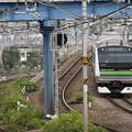 写真: もうすぐ終点、横浜線