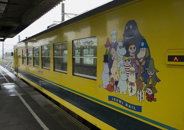 ムーミン谷行き列車