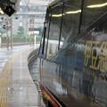 Photos: 黒船、E257系と共演