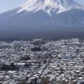 目指すは富士山