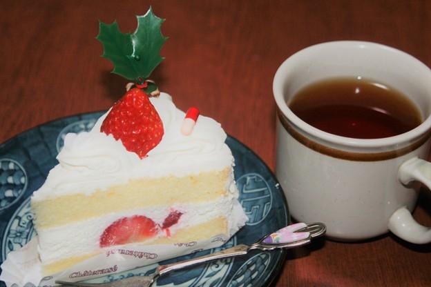 ケーキに薬(>_<)