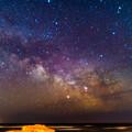 写真: 天体観測