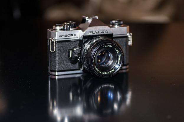 オールドカメラ