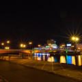 写真: 我が街の夜景