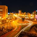 我が街の夜景