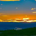 写真: ー夕焼け空ー