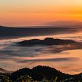 写真: ー雲海ー