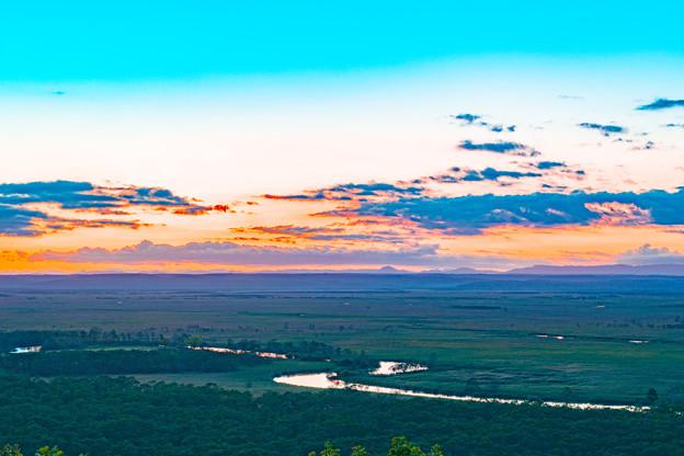 ー晩秋の釧路湿原ー