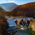 ー滝の有る風景ー
