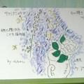 くんちゃんのサラシナショウマとjunさんの山茶花