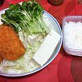 写真: 20120704夕食