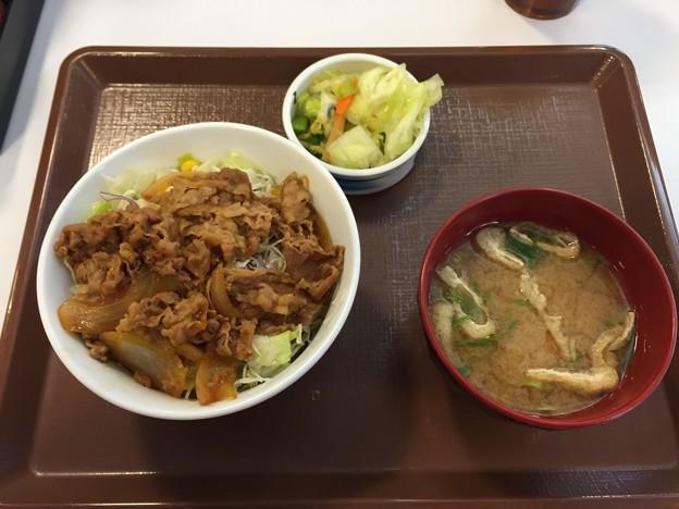Photos: 牛丼ライト