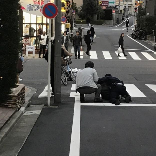 写真: 警察24時