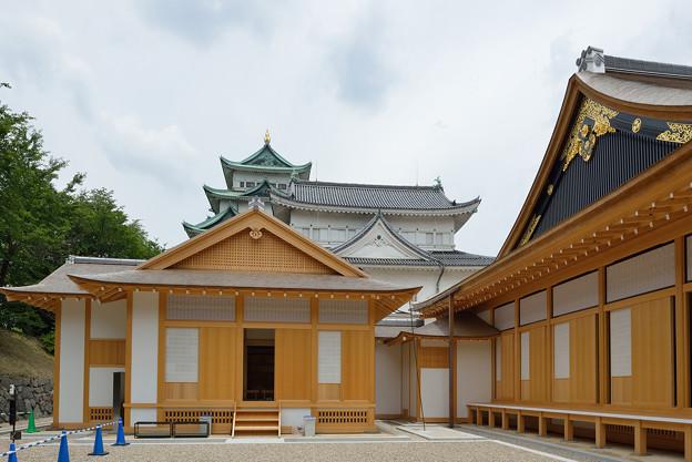 20180605名古屋城本丸御殿(1)
