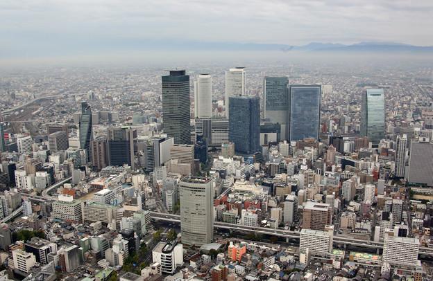 20181023名古屋市内空撮(9)