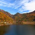 Photos: 荒川ダム(能泉湖)にて
