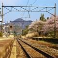 Photos: 無人駅