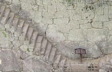 60ハート型の石