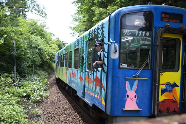 写真: 会津鉄道