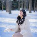Photos: snow white