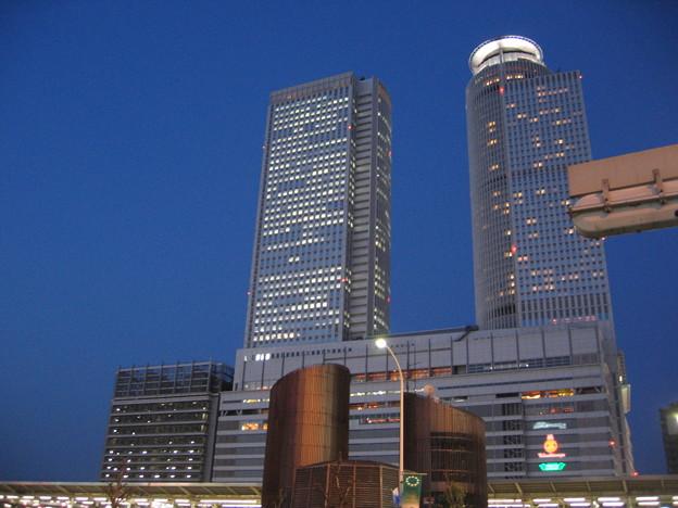 名古屋のツインタワー。その1