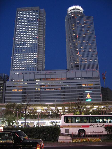 名古屋のツインタワー。その2