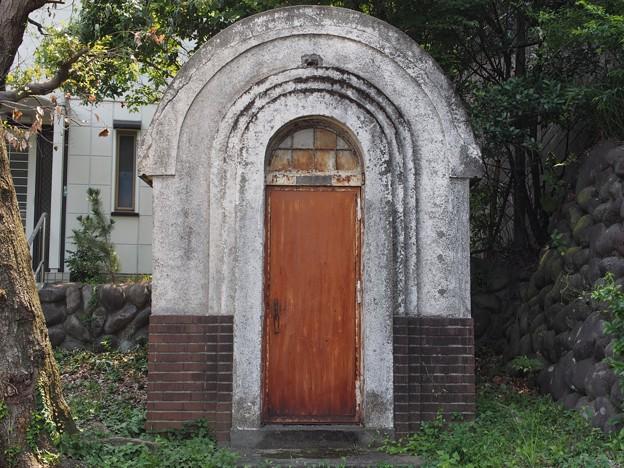 量水室の扉