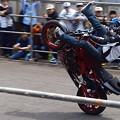 写真: エクストリームバイク