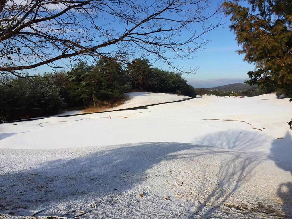 岡山空港ゴルフコース #5