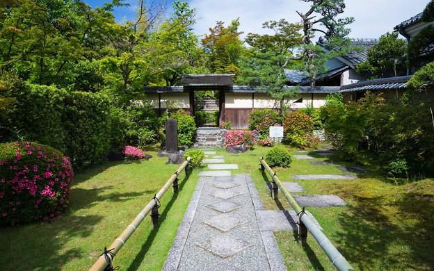 松花堂庭園36