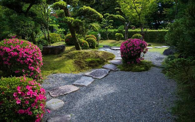 松花堂庭園33