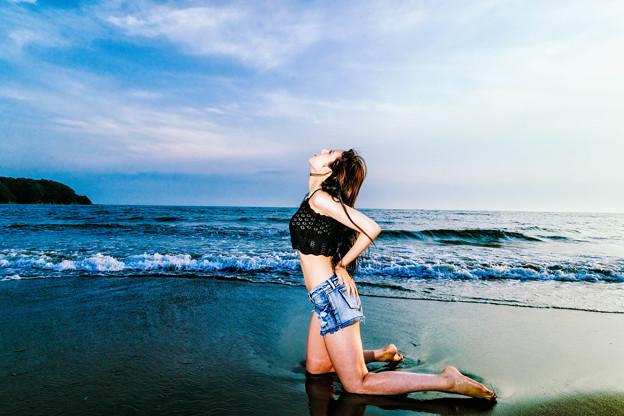 写真: 夏を感じて
