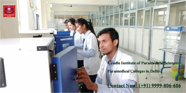 Paramedical Colleges in Delhi