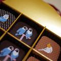 インコ チョコレート