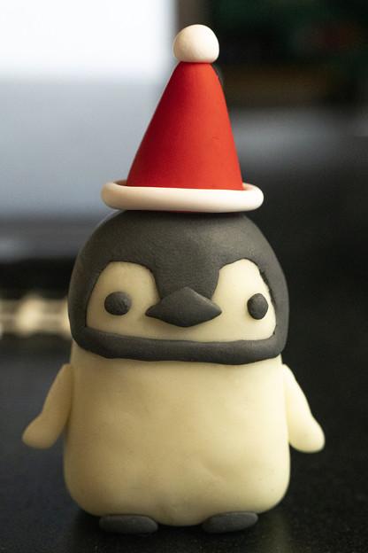 ペンギン クリスマスオーナメント