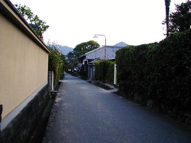 堀内地区重要伝統的建造物群保存地区 #2