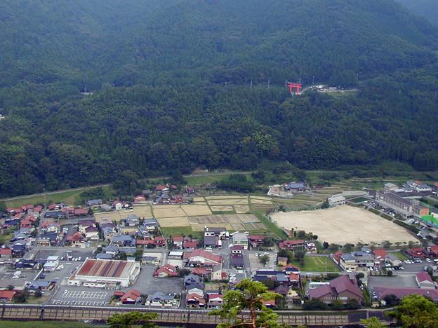 津和野城跡観光リフト #5