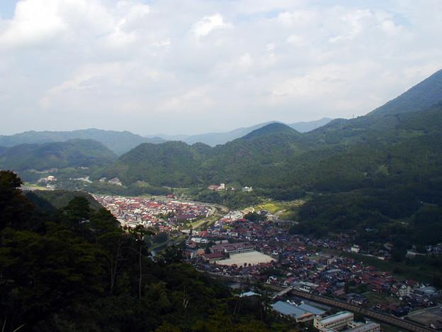 津和野城跡観光リフト #6