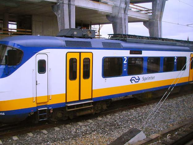 アムステルダム→ユトレヒト #3