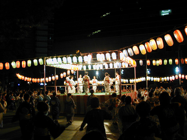 盆踊り #1
