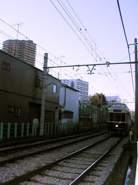 都電 三ノ輪駅 #1