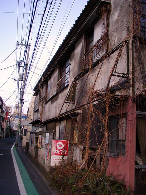 谷中 アパート #1