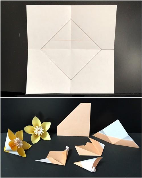 折り紙が一枚増える錬金術