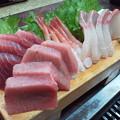 Photos: 今日は千代田→舞浜支部→浦安の誇る名店「里波亭」へ。店に着いたら...