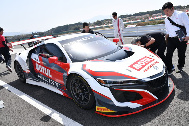 Photos: NSX-GT3