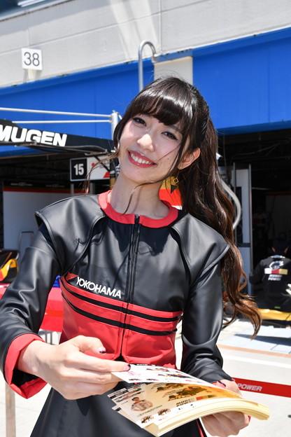 YOKOHAMA Promotional models