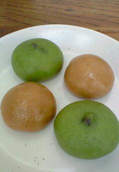 抹茶饅頭(2007年)