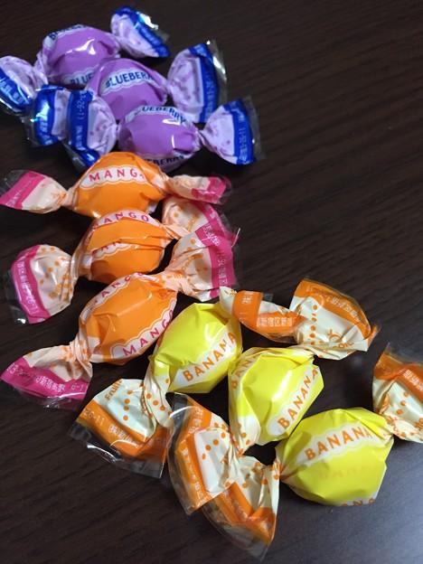 新宿高野のフルーツチョコレート6