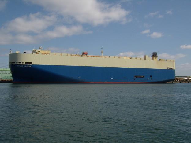 自動車運搬船_GRAND DOLPHIN