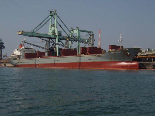 Bulk carrier - SUNROAD MITOYA